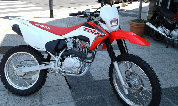 Honda Crf 230 F Enduro 0km Permuto Financiada Centro Motos