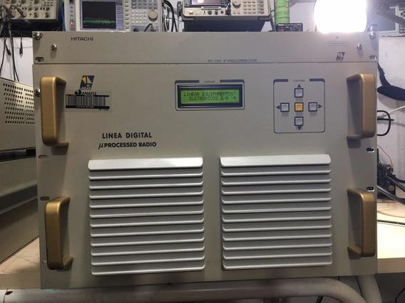 Transmissor De Televisão Analogico Homologado 120 W - Uhf