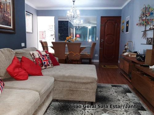 Imagem 1 de 15 de Apartamento - Demarchi - Ref: 3398 - V-5582