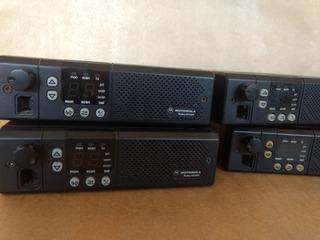 Rádio Gm300 Motorola Completo
