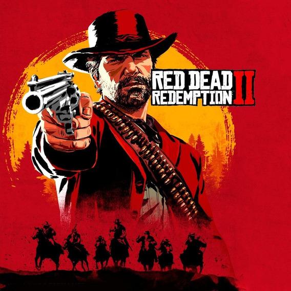 Red Dead Redemption 2 + Jogos Bonus