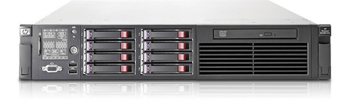 Hp Dl380g6 /16gb/3x Discos Sas 300gb10k/2fontes /2 Proc Quad