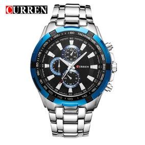 Relógio Curren Original® A Prova D