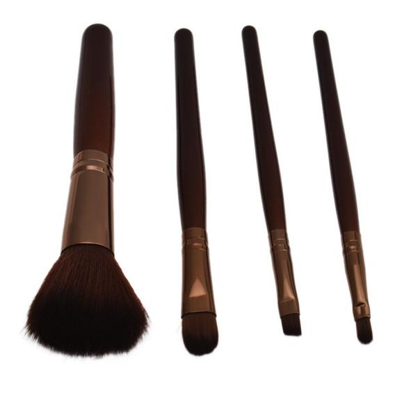 4 Pcs Pincel De Maquiagem