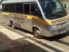 Micro-ônibus Marcopolo Volare A8/v8 2002 - 23 Lugares