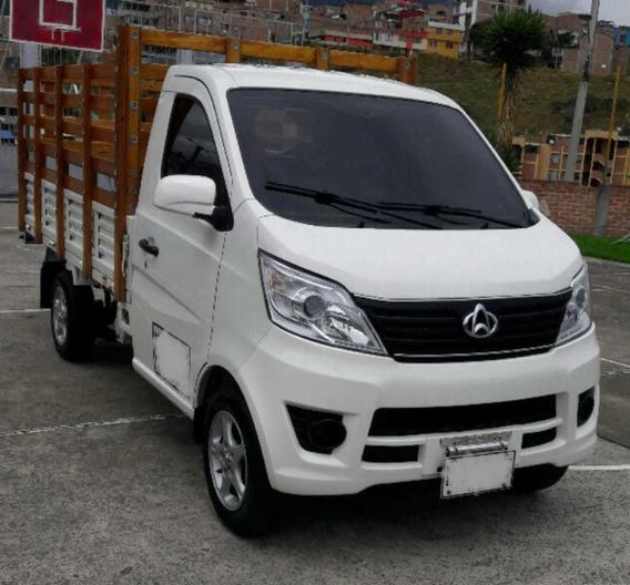 Camioneta Piaggio Changan Modelo 2018 Estacas
