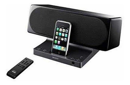 Caixa Som Portátil Dock Station Sony Para iPod iPhone