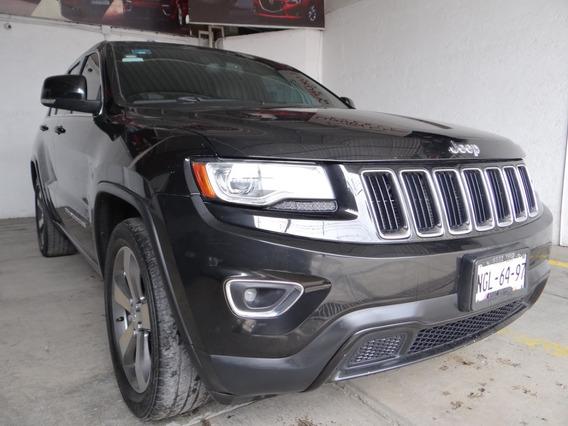 Jeep Grand Cherokee Limited Lujo V8 2014! Bono De 15 Mil !!!