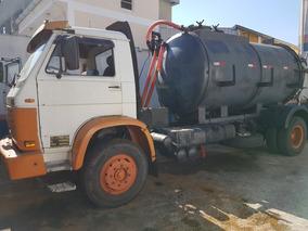 Caminhão Limpa Fossa Liberado Pra Rodar Em Sp Vw 12170 99/00