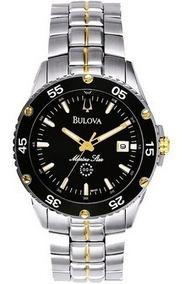 Relógio Bulova Marine Star Wb30757p / 98h35