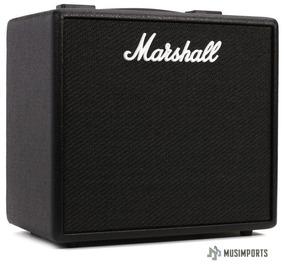 Marshall Code 25 Cubo Amplificador De Guitarra Code25