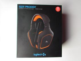 Headset Gamer Logitech G231 Prodigy Pc/xboxone/ps4/mobile