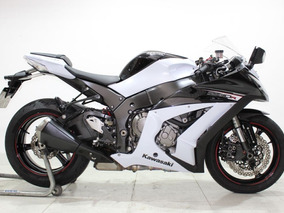 Kawasaki Ninja Zx 10r Abs 2013 Branca