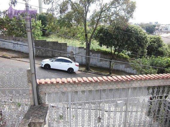 Sobrado À Venda, 146 M² Por R$ 530.000,00 - Jardim Das Maravilhas - Santo André/sp - So0428