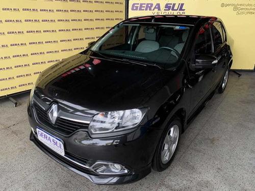 Renault Logan Dynamique 1.6 8v Único Dono 2013/2014