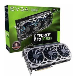 Remató Evga Geforce Gtx 1080 Ti 11gb Modelo Ftw3