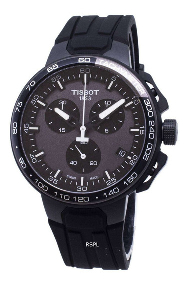 Relógio Tissot T Race T111.417.37.441.03 Cycling Preto Black