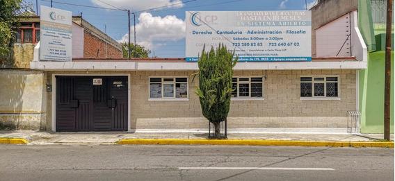Casa En Renta En Toluca Centro Uso Comercial