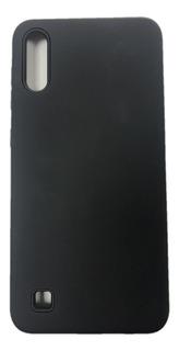 Funda Samsung M10 Reforzada Mate Soft Colores