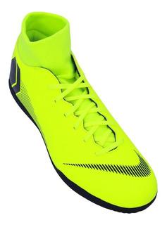 Chuteira Nike Mercurial Jr Superfly 6 Club Ic Infantil + Nf
