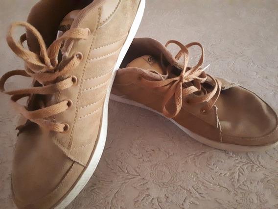 Zapatillas adidas Ortholite Mostaza