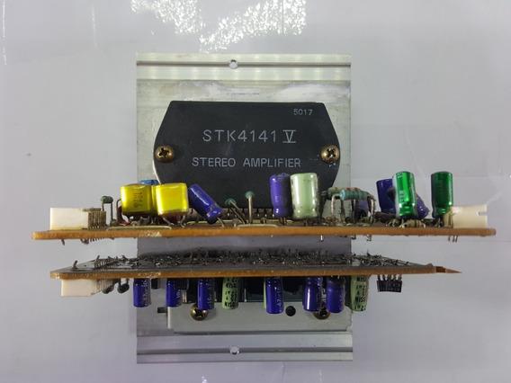 Amplificador Stk Gradiente Al6 / Jvc Ca-mx2bk