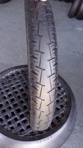 Pneu Dianteiro 2.75/17 Pirelli City Demon Riscado Bom