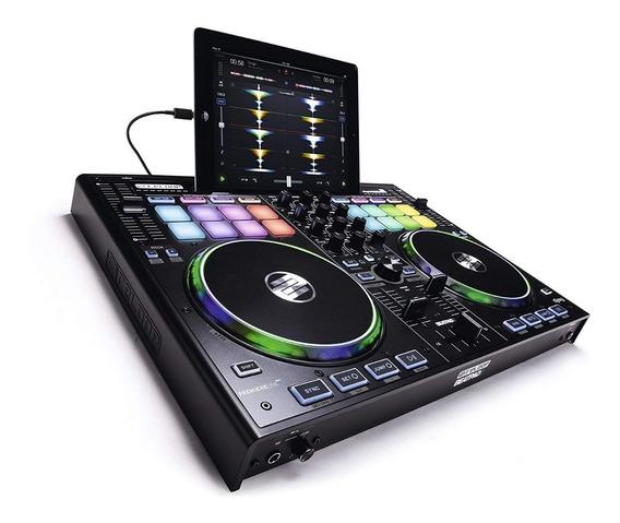 Controladora Reloop Beatpad2 Controller Semi Nova