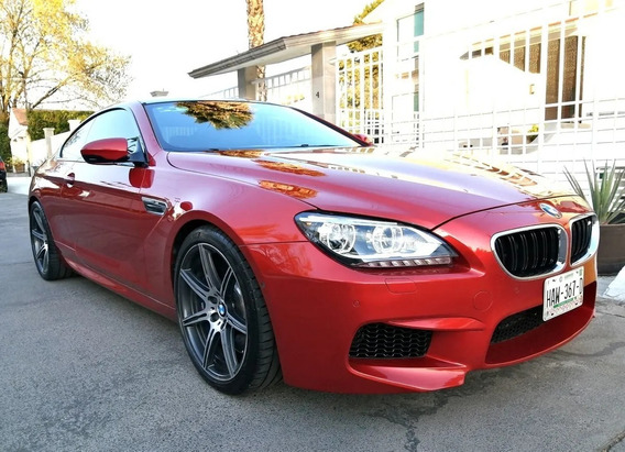 Bmw Serie M M6 Competition