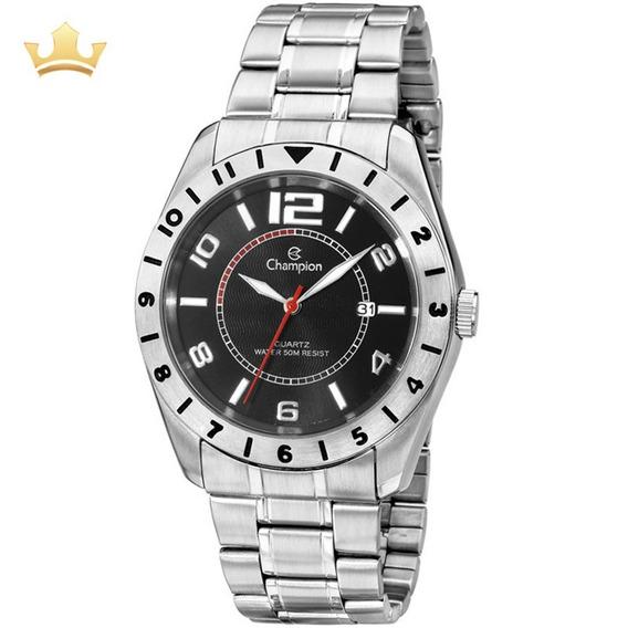 Relógio Champion Masculino Ca30187t Com Nf