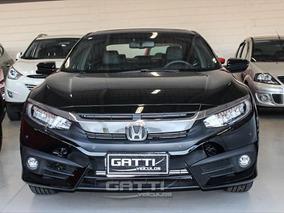 Honda Civic Civic 1.5 16v Turbo Gasolina Touring 4p Cvt