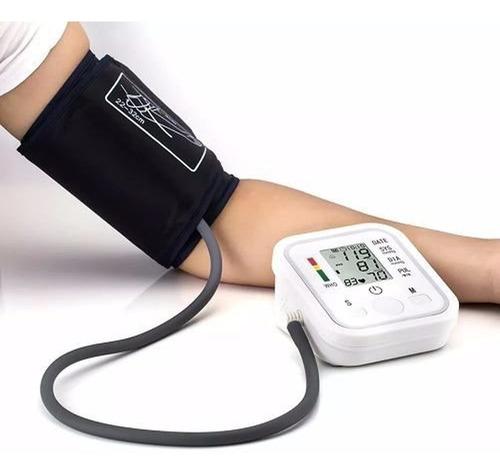 Medidor Pressao Arterial Braço Monitor Aparelho Automatico