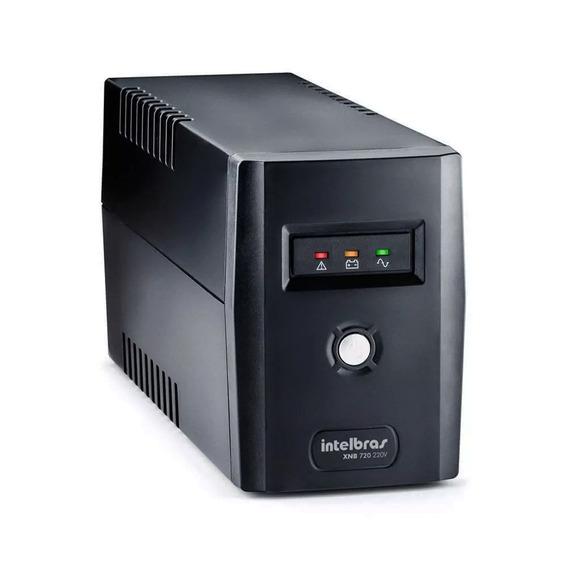 Nobreak Intelbras Xnb 720va Pc Videogame Drv Câmera Notebook