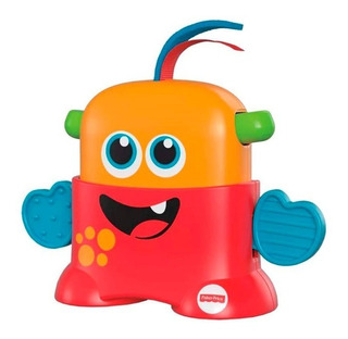 Fisher Price Mini Monstruitos Rojo Fhf83 E. Full