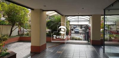 Apartamento Com 2 Dormitórios À Venda, 75 M² Por R$ 335.000 - Jardim Bela Vista - Santo André/sp - Ap8773