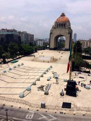 Oficinas En Renta Frente Al Monumento A La Revolución, Col. Tabacalera