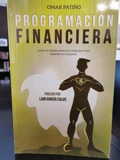 Libro Programación Financiera, Prologo De Lain Garcia Calvo
