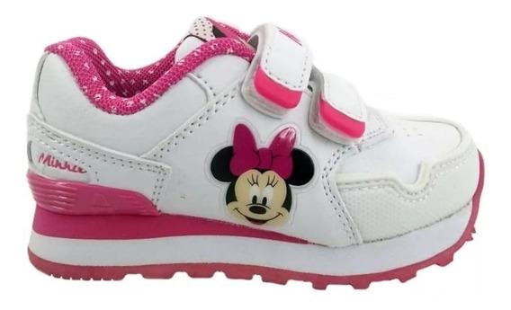 Zapatillas Addnice Minnie Dots Disney Sin Luz Fty Calzados