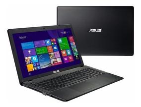 Notebook Asus X552e Quad Core 4gb 500gb Windows 15,6