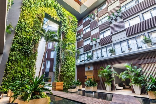 Exclusivo Departamento En Venta En Playa Del Carmen: Hotel Y Residencias