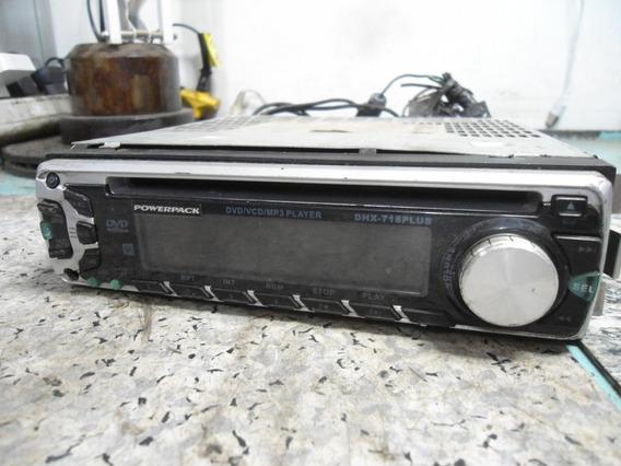 Rádio Automotivo Powerpack Dhx-718 Plus - No Estado