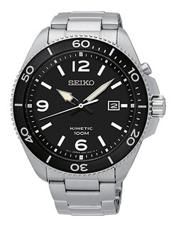 Relógio Seiko Kinect Ska747p1 - Tam. Grande - Garantia Seiko