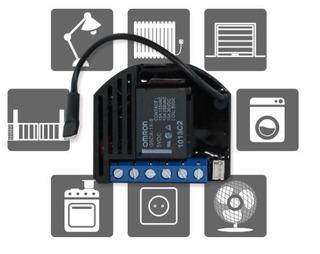 Switching On-off D - Z Wave- Casa Inteligente