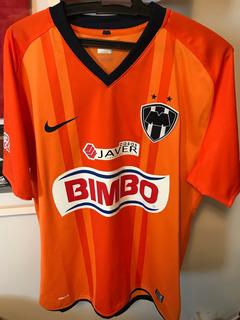 Camisa Time Futebol Nike Moterrey Mexico Original Importada