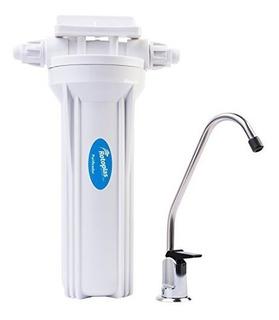 Purificador De Agua Bajo Tarja Rotoplas 300009 Color Blanco