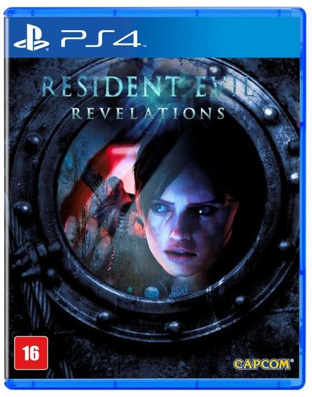 Resident Evil Revelations Para Ps4