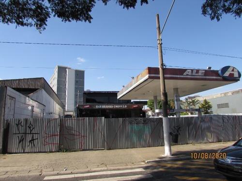 Terreno Para Alugar Na Vila Guilhermina - Te00002 - 68324938