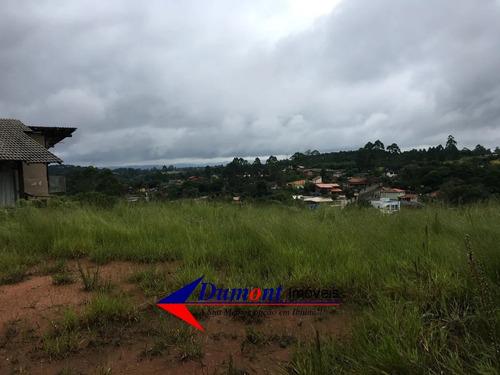 Imagem 1 de 7 de Belíssimo Terreno Em Condominio Fechado Ibiúna .