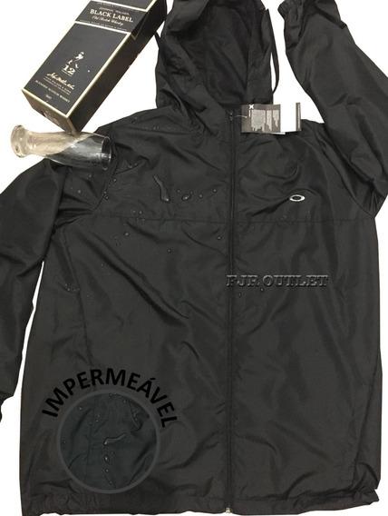 Jaqueta Impermeavel Frio Capuz Corta Vento Casaco Blusa