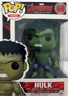 Hulk Funko Pop Réplica - Caballito / Microcentro